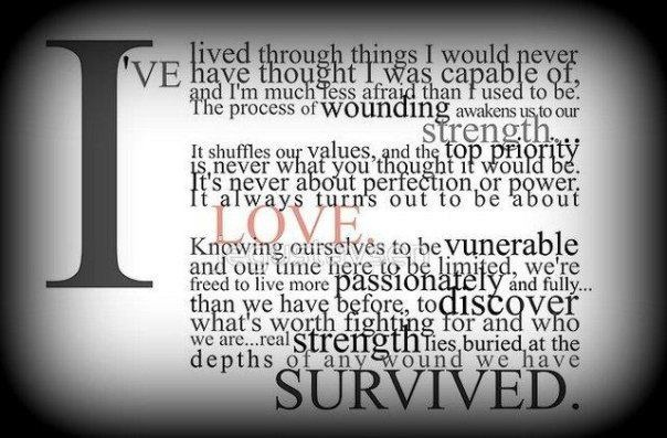I survived